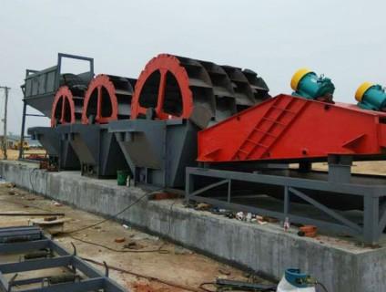 大型制砂机