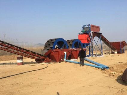 风化砂制砂机